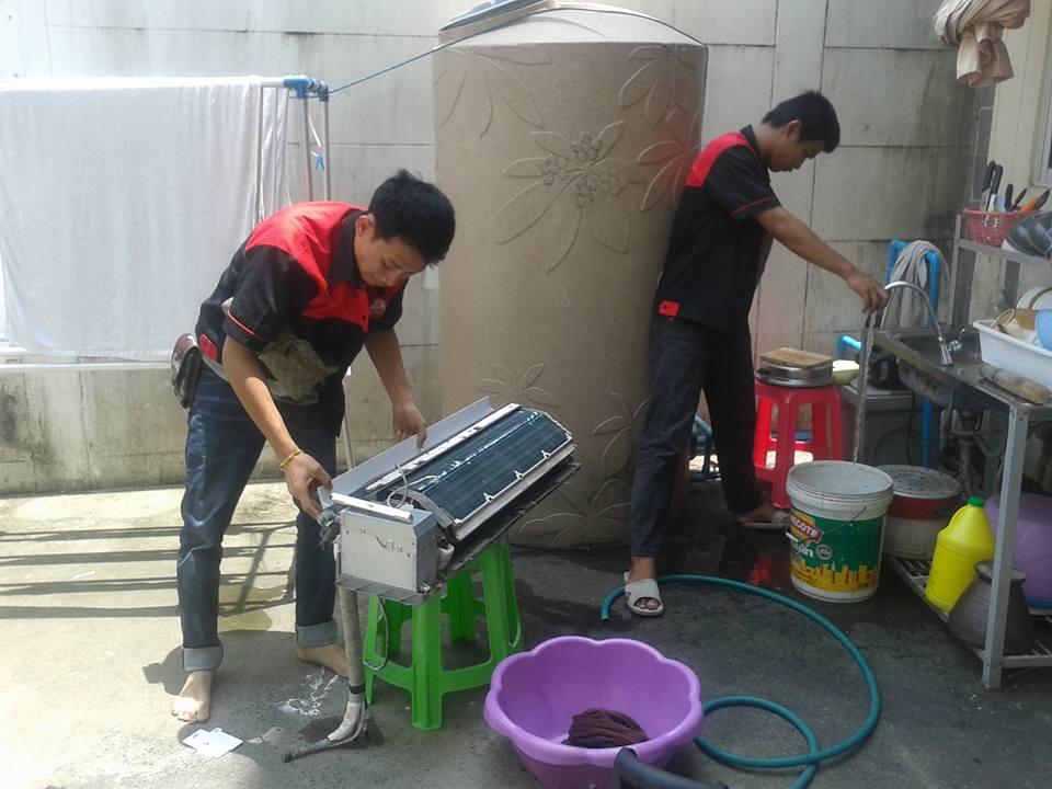 ล้างแอร์บ้าน