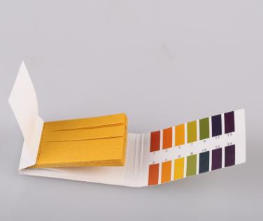 กระดาษวัดค่าPH 1-14 จำนวน 4 ชุด (1ชุดมี 80 แผ่น)PH014