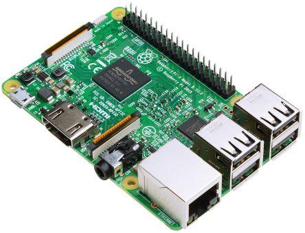 Raspberry Pi 3 Model B SBC 1GB