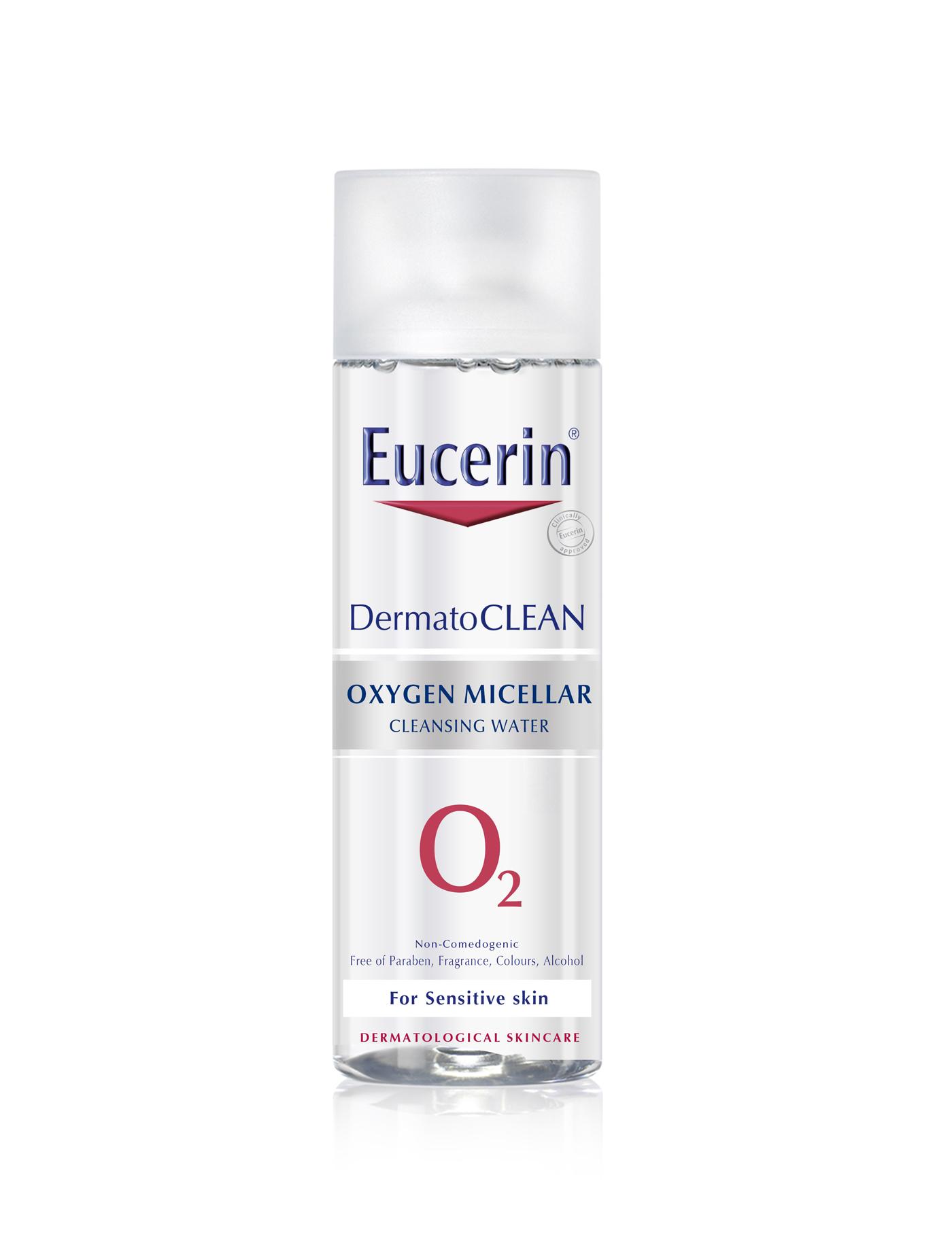 EUCERIN ผลิตภัณฑ์ทำความสะอาดเครื่องสำอางค์ ไมเซลล่า เดอร์มาโทคลีน ขนาด 200 มล.