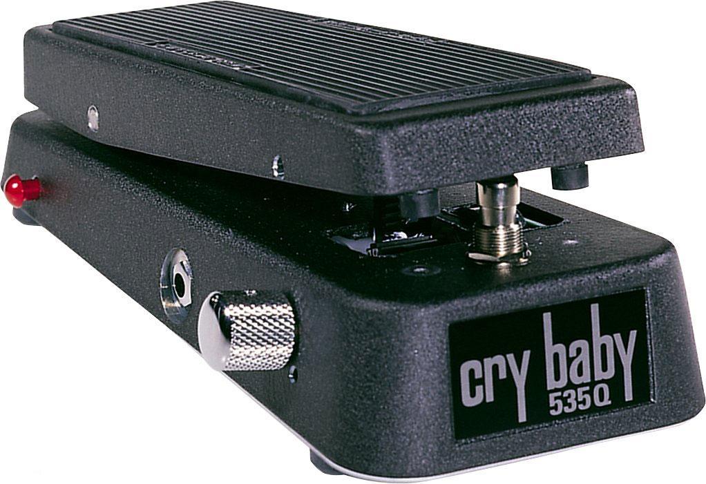 Jim Dunlop Crybaby 535Q Multi-Wah Pedal