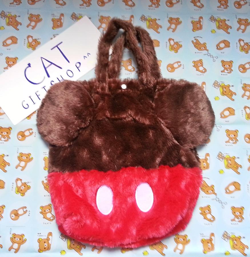 พร้อมส่ง :: กระเป๋าถือ Mickey ของแท้