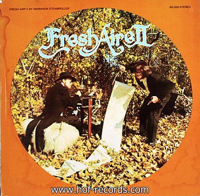 Fresh Aire - II 1977 1lp