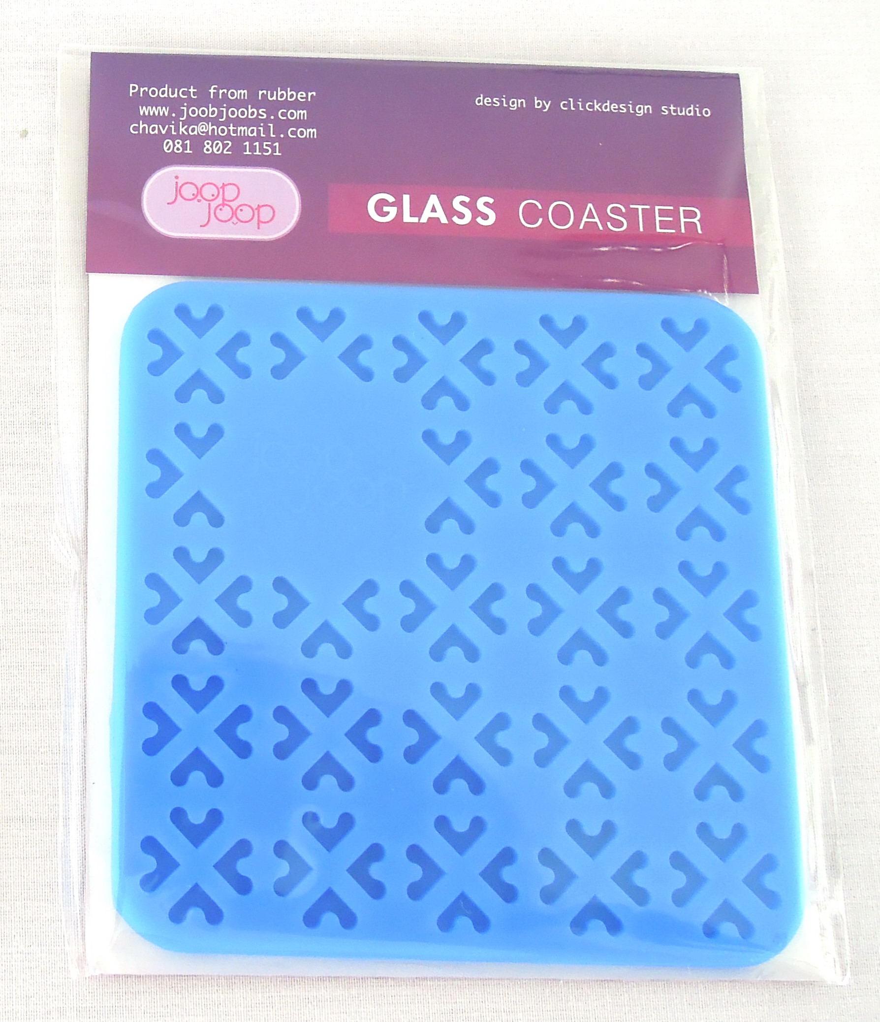 Glass Coaster/จานรองแก้ว