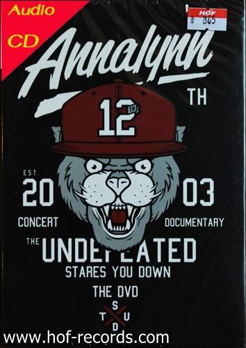DVD Annalynn 12 TH