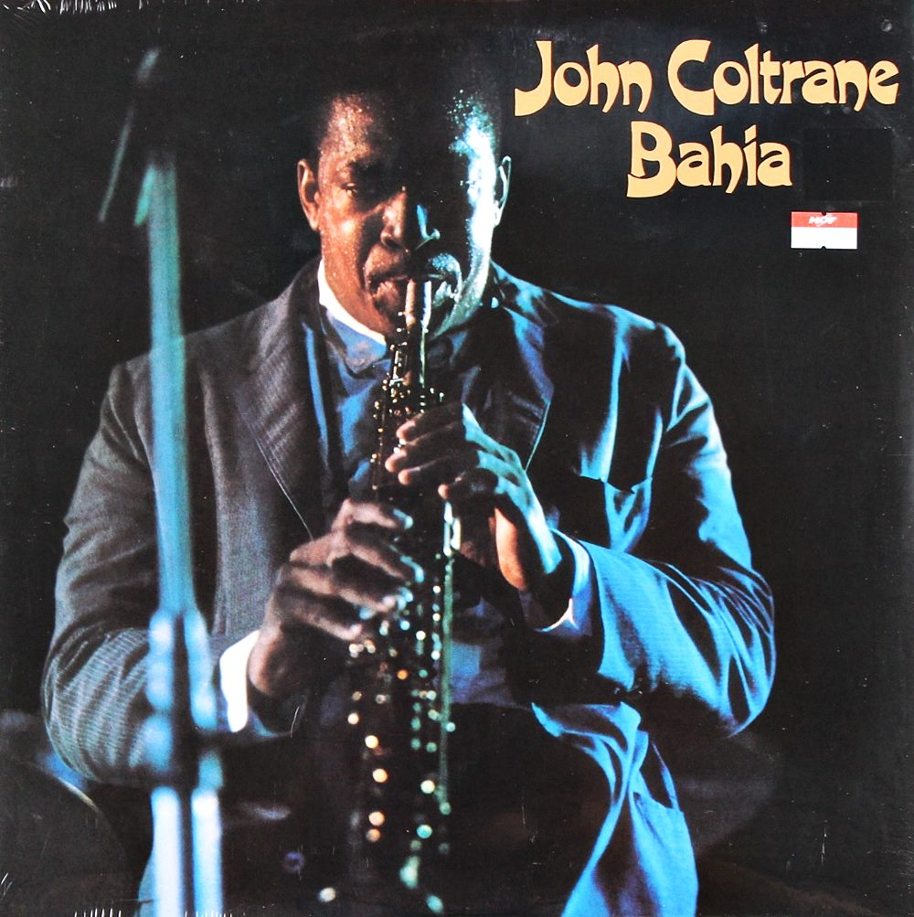 John Coltrane - Bahia 1lp NEW