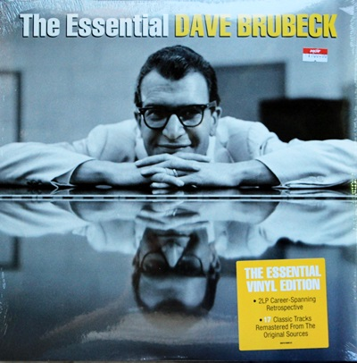 Dave Brubeck - The Essential 2Lp; N.