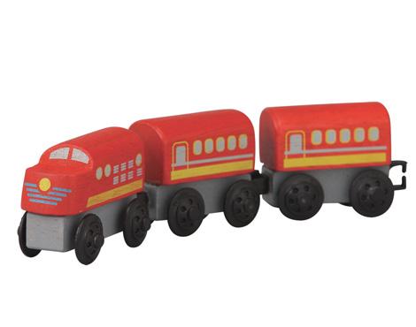 ของเล่นไม้ ของเล่นเด็ก ของเล่นเสริมพัฒนาการ Local Train รถไฟท่องเที่ยว (ส่งฟรี)