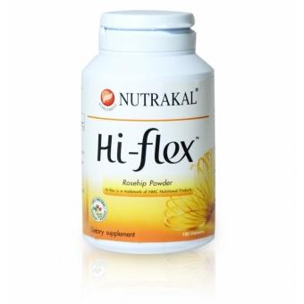 Nutrakal Hi-flex 120 Capsules นูทราแคล ไฮ-เฟล็กซ์ .