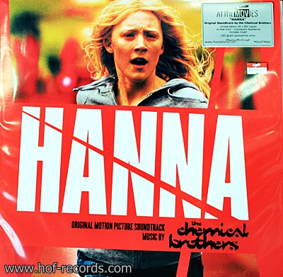 The Chemical Brothers - Ost. HANNA 1Lp N.