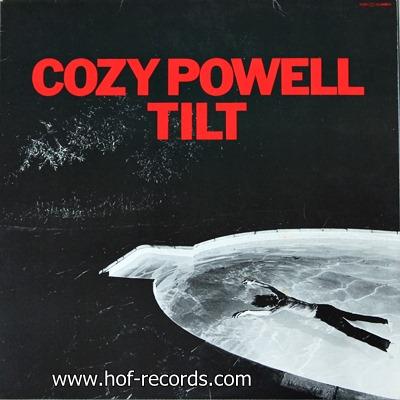 Cozy Powell - Tilt 1981