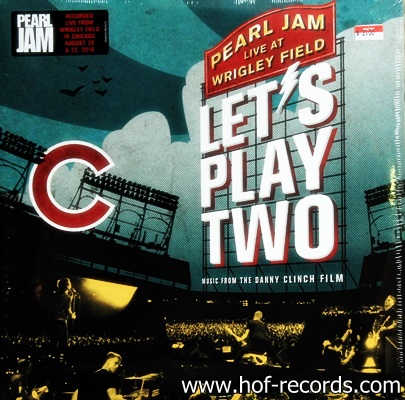 Pearl Jam - Live At Wrigley Field Let' Play Two 2Lp N.