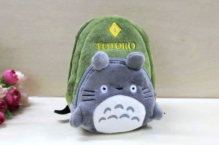 พร้อมส่ง :: กระเป๋าเป้จิ๋วใส่มือถือ Totoro