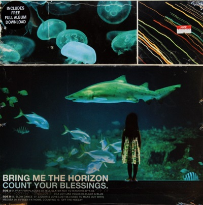 Bring Me THe Horizon - Count Your Blessings 1Lp N.