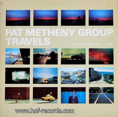 Pat Metheny Group - Travels 1983 2lp
