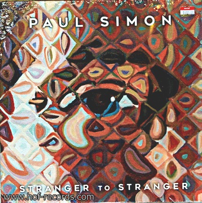Paul Simon - Stranger To Stranger 1Lp N.