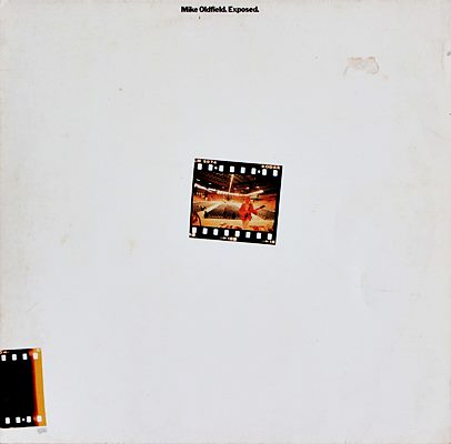 Mike Oldfield - Exposed (live) 1979 2lp