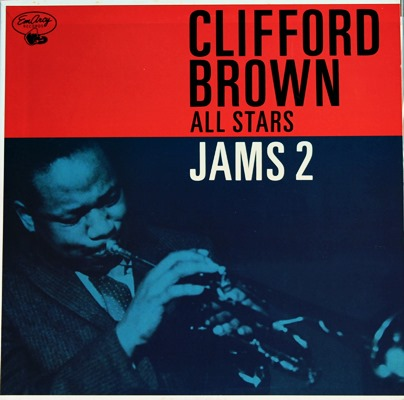 Clifford Brown - All Stars Jams 2 1983