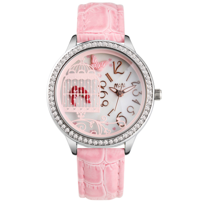 Pre-order: Birdcage style Mini watch