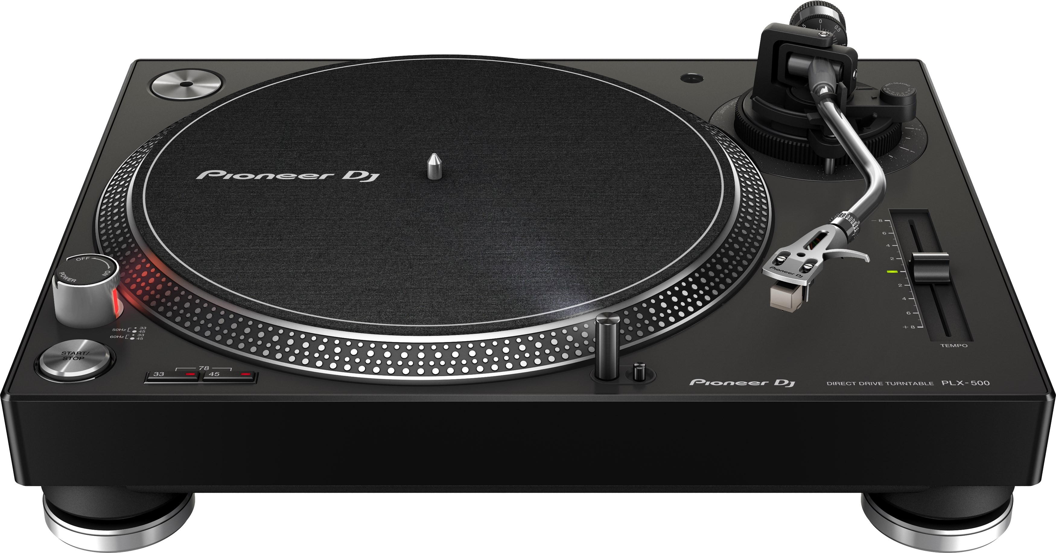 Pioneer PLX-500 เครื่องเล่นแผ่นเสียง Turntable Direct Drive