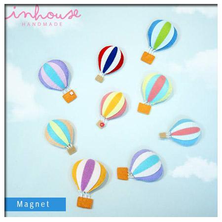 Magnet แม่เหล็ก Balloon ของเล่นเสริมพัฒนาการ เสริมสร้างจินตนาการ