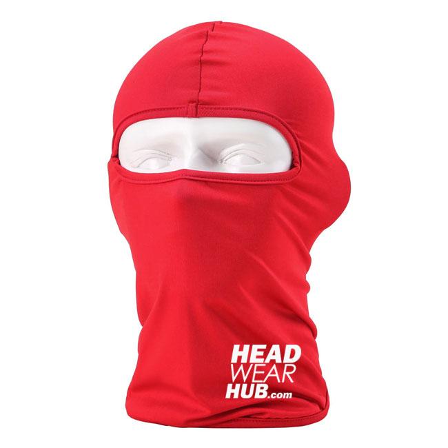 หมวกโม่ง รุ่น NINJA - Red แดง