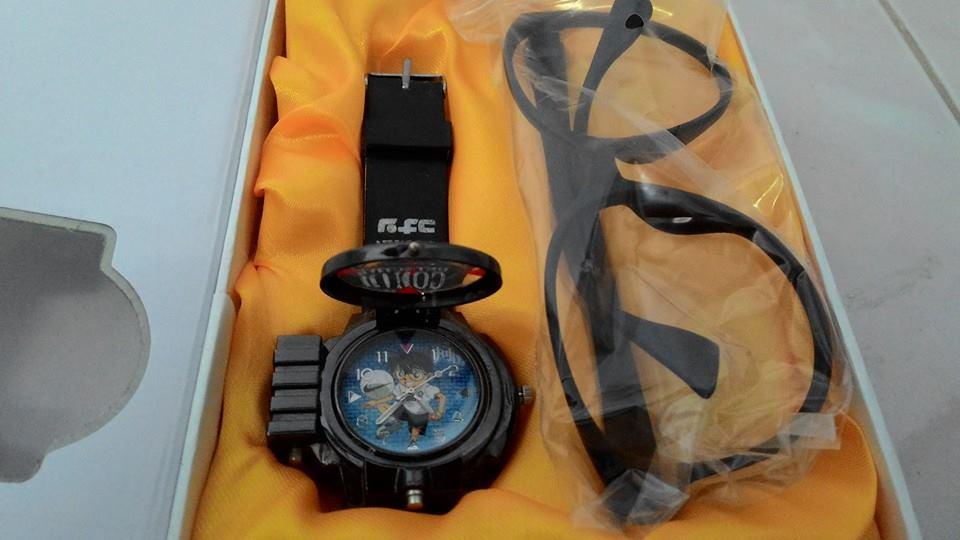 นาฬิกา+แว่นตา ลายที่ 1