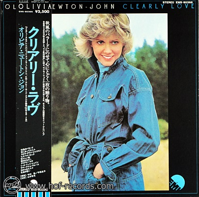 Olivia Newton-John - Clearly Love 1975 1lp