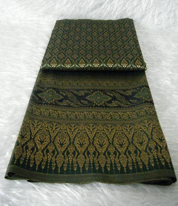 ผ้าไหมลายโบราณ