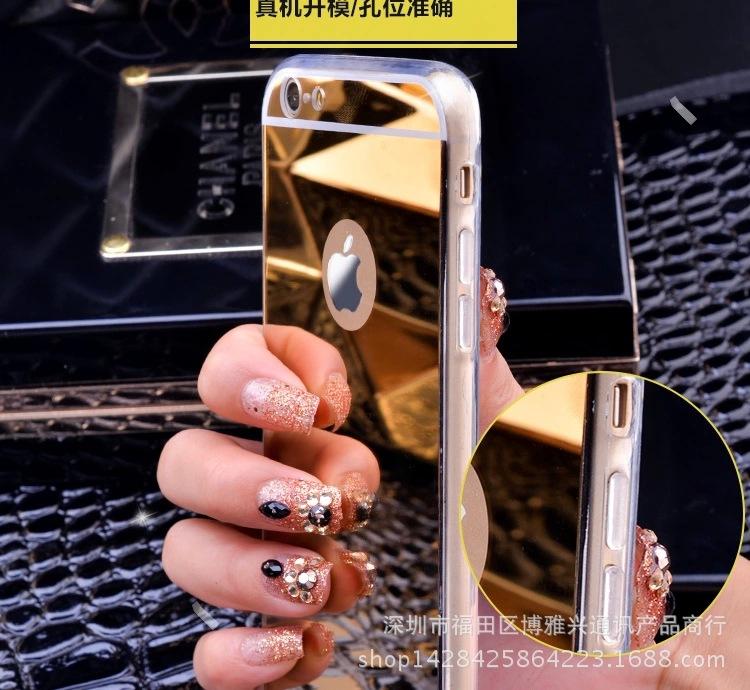 เคส tpu กระจกเงา ไอโฟน 66s 4.7 นิ้ว