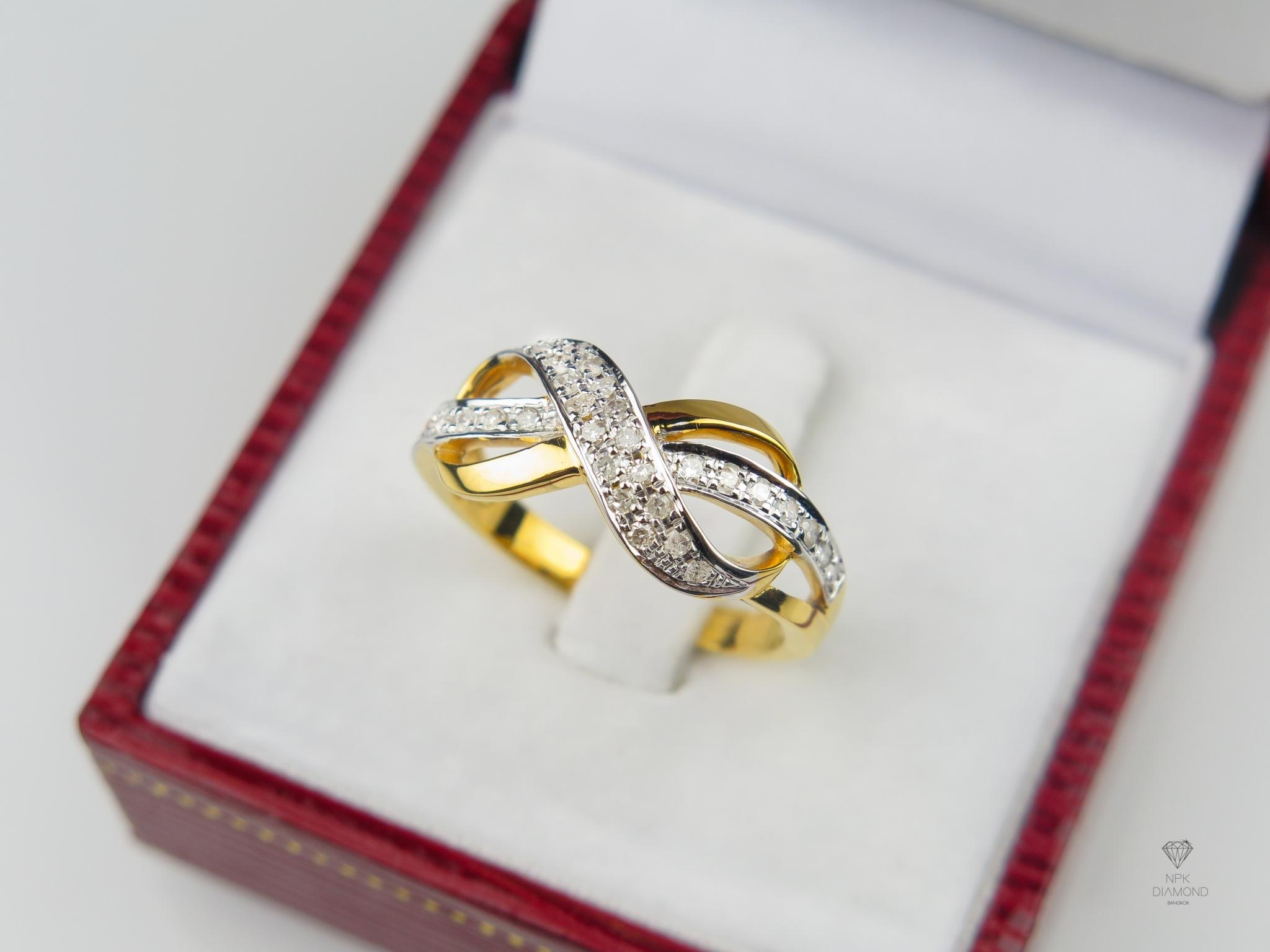 แหวน 9K Infinity 4