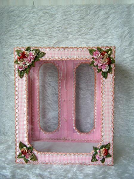 กล่องใส่ตุ๊กตา Handmade
