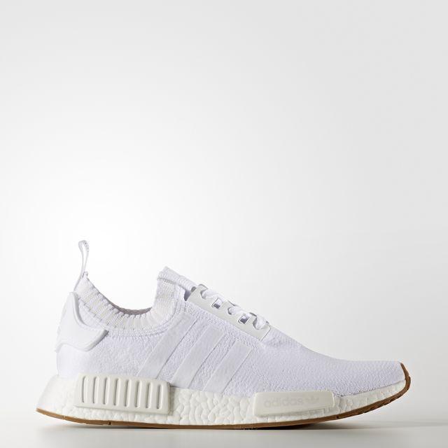 Adidas Originals NMD R1 PK Color Footwear White/Gum
