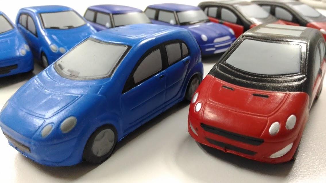 Bouncing Car ตุ๊กตารถยนต์บริหารนิ้วมือ ปกติ99 พิเศษ69บาท