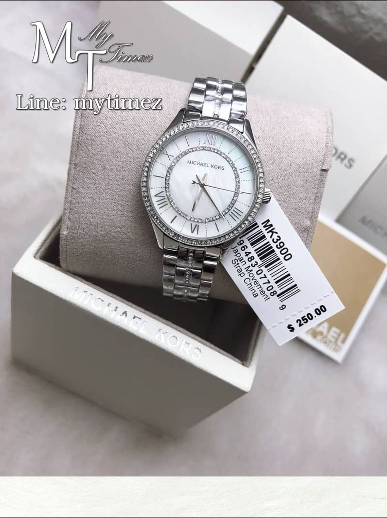 นาฬิกาข้อมือ MICHAEL KORS รุ่น Women's Mini Lauryn Stainless-Steel Watch MK3900