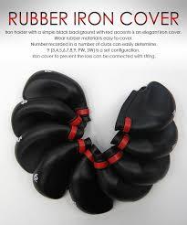 Cover rubber
