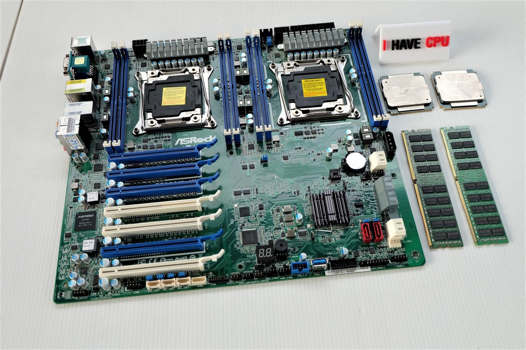 ชุด Workstation 28C 56T