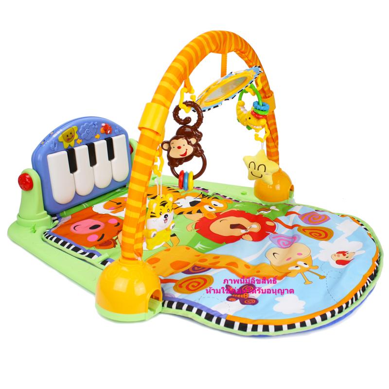 เพลยิมเปียโน Play gym with music