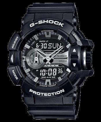 นาฬิกา CASIO G-SHOCK รุ่น GA-400GB-1A SPECIAL COLOR ของแท้ รับประกันศูนย์ 1 ปี