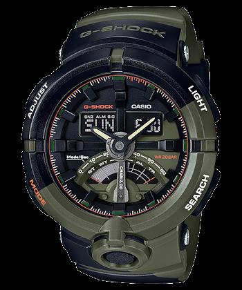 นาฬิกา CASIO G-SHOCK CHARI&CO GA-500 SERIES รุ่น GA-500K-3A LIMITED EDITION ของแท้ รับประกัน 1 ปี