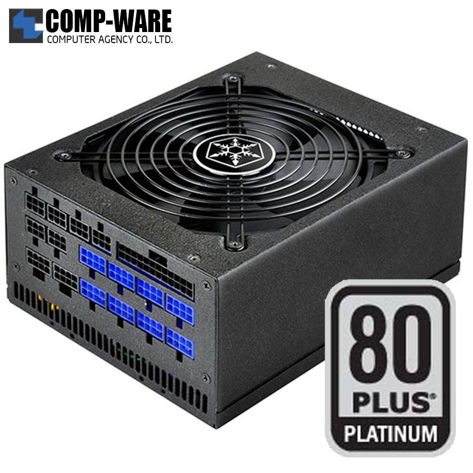 SilverStone Strider ST1200-PT 1200Watt 80Plus Platinum ATX Power Supply