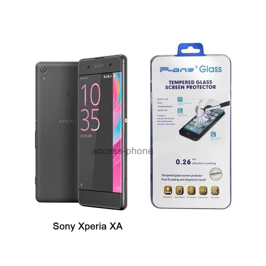 P-one ฟิล์มกระจก Sony Xperia XA