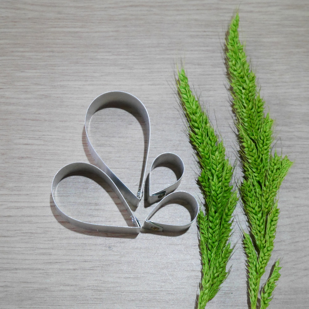 พิมพ์ตัดลีลาวดี S (Plumeria S cutter)