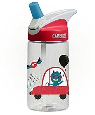 กระติกน้ำเด็ก ยอดนิยม CamelBak eddy Kids .4L Water Bottle ลายมอนสเตอร์