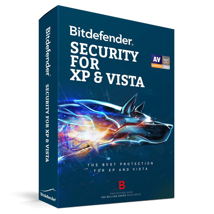 Bitdefender Security for XP & Vista