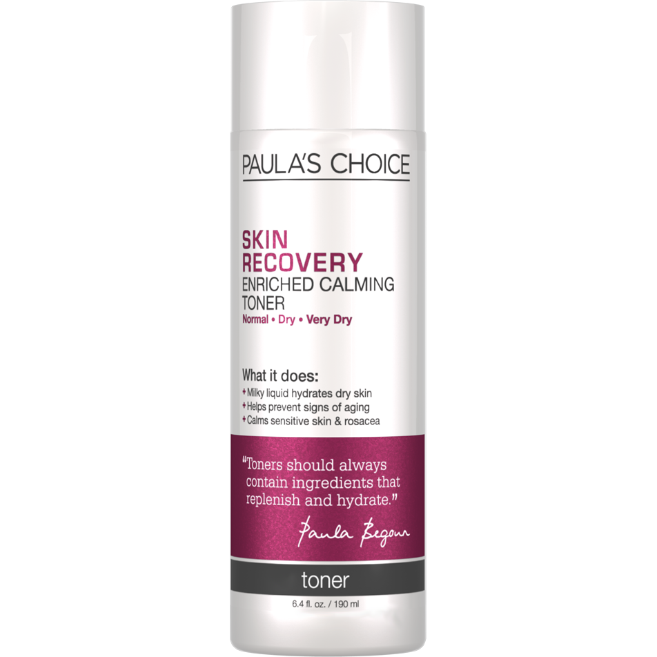 Skin Recovery Toner - Normal to Very Dry Skin 190 ml