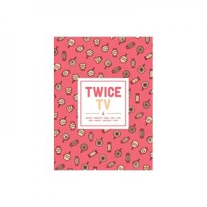 TWICE - TWICE TV4 DVD (3DISCS) (LIMITED EDITION) พร้อมส่ง