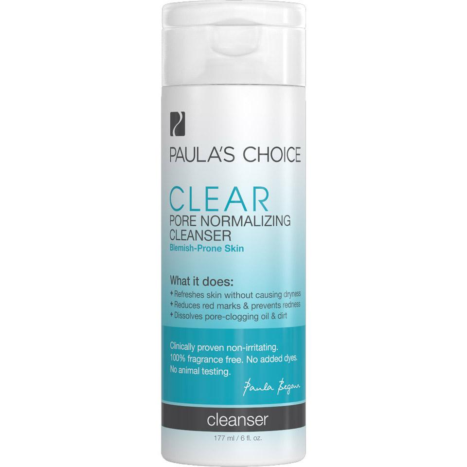 [ลด 20%] Paula's Choice : CLEAR Pore Normalizing Cleanser 177ml