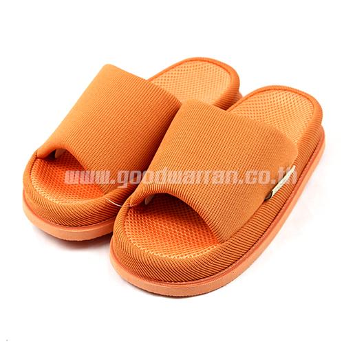 REFRE OKAMURA ขนาดเท้าเบอร์ 35-39 ใส่กันได้หมด สีส้มอ่อน