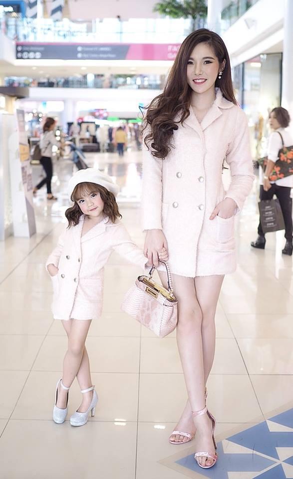 Overcoat Pink